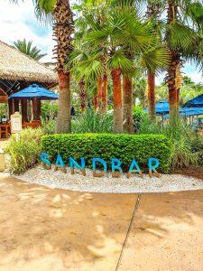 Gaylord Palms Sandbar restaurant