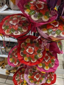 gummy candy bouquet