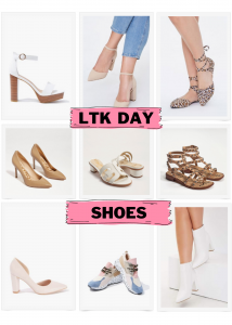 LTK Day 2020 shoes