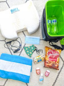 what to pack in your car for a roadtrip