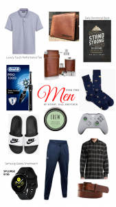 mens gift guide gift ideas
