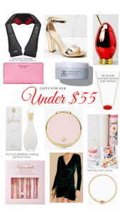 christmas gift ideas under 55