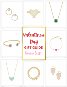 Kendra Scott Valentines Day Gifts