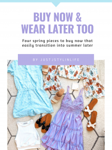 spring pieces to buy now