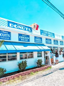 Thomas Donut and Snack Shop PCB