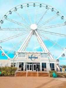 Sky Wheel Panama City Beach Pier Park