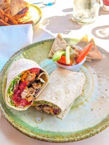Summer Kitchen Cafe Rosemary Beach wrap
